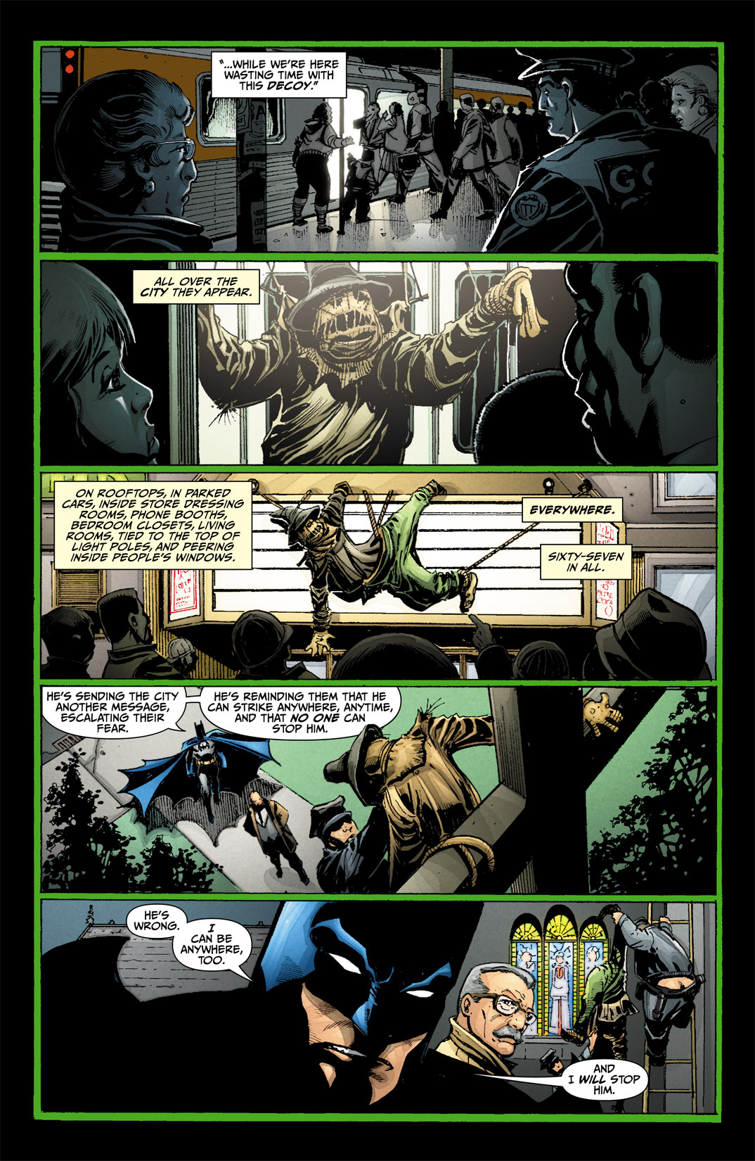Detective Comics (1937) Issue #835 Page 20