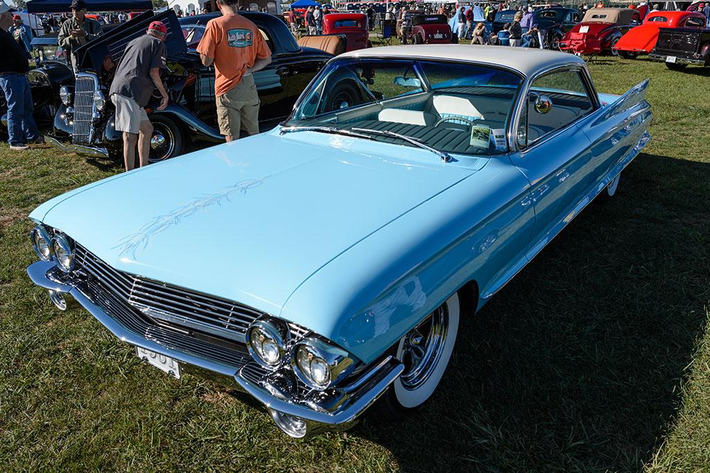 Ed Szymansky's 1961 Cadillac Coupe de Ville
