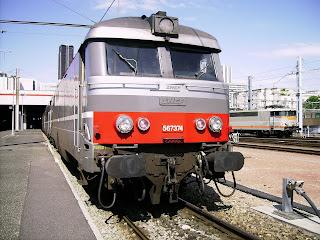 trains en france locomotives diesel. Black Bedroom Furniture Sets. Home Design Ideas