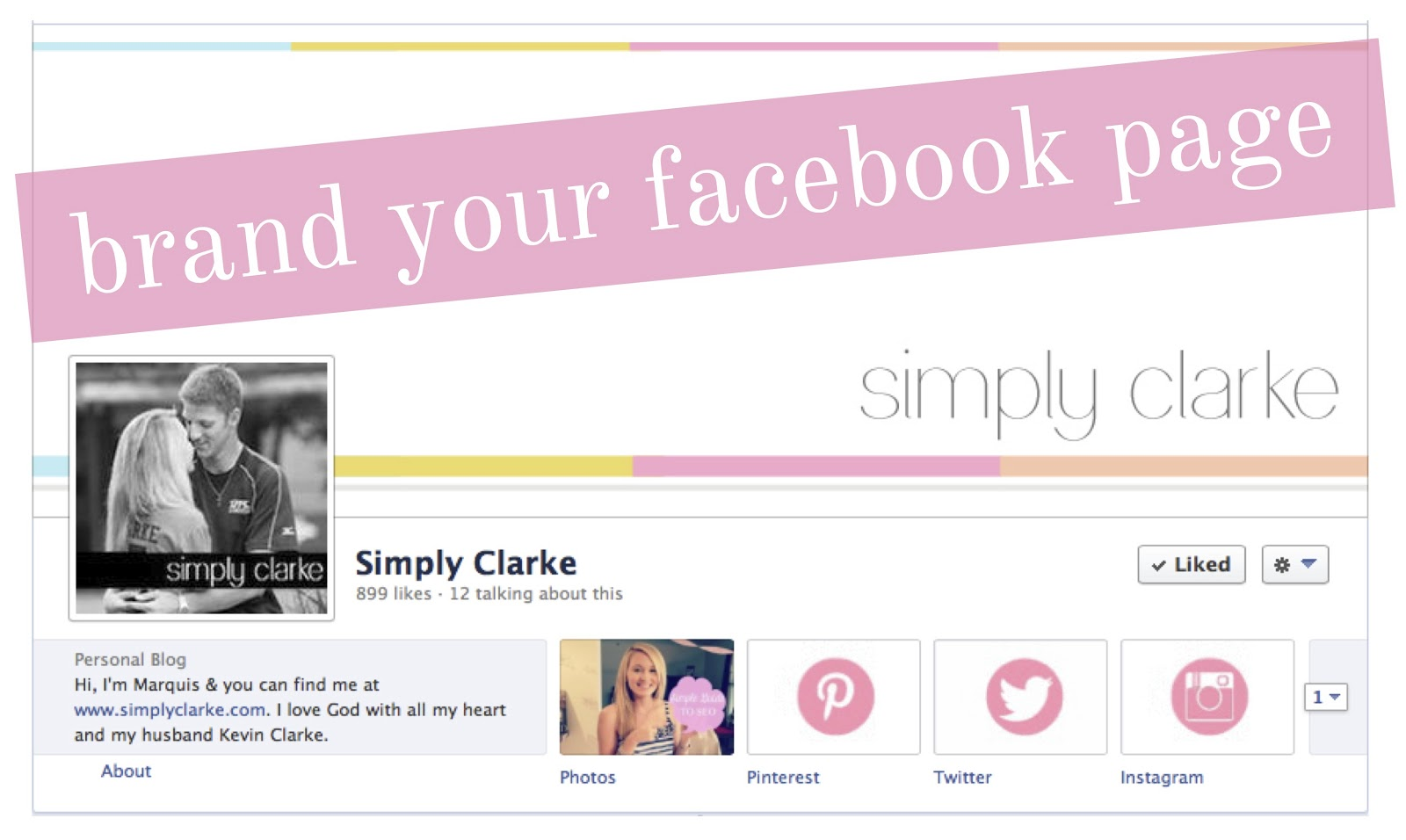 Brand Your Facebook Page Blogher