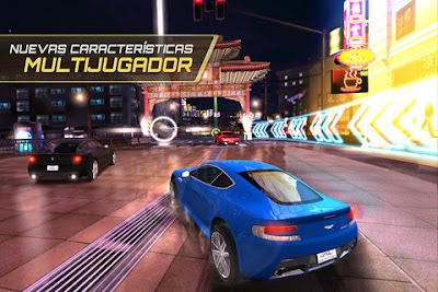 Asphalt 7 Heat para Android e iPhone, juego de carreras
