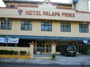 Hotel Dekat Danau Singkarak Palapa Hotel