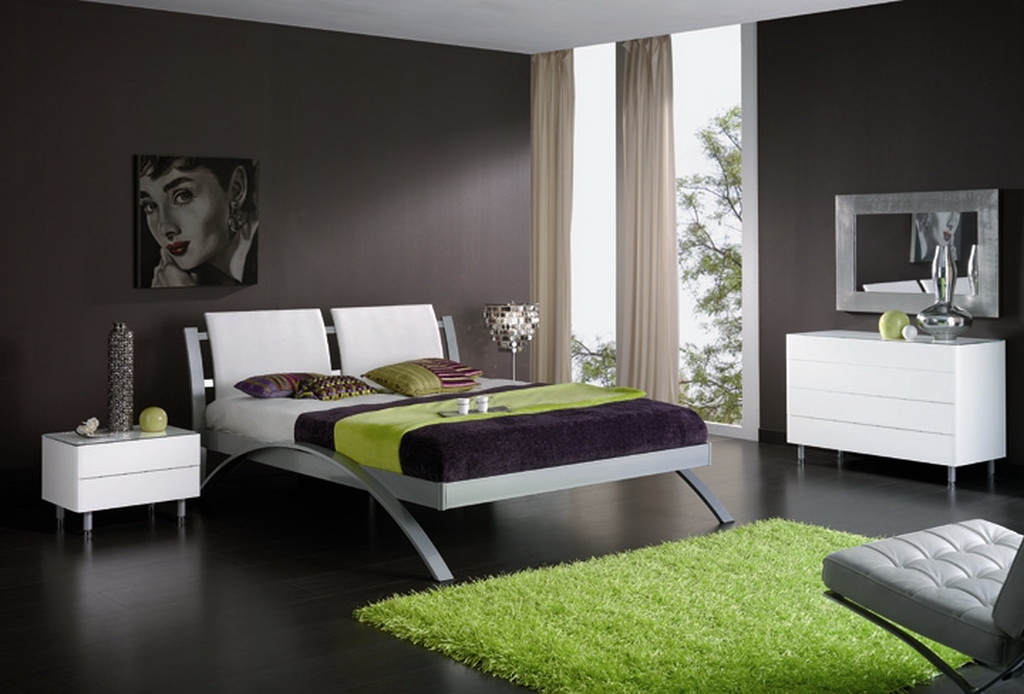 Home Decor 2012: Modern Bedroom Design 2012