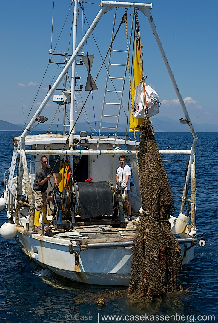 Fishing for deadly ghost gear blue planet society for Rei fishing gear