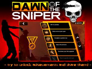 Dawn Of The Sniper MOD APK