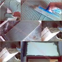 reparat deasupra usii