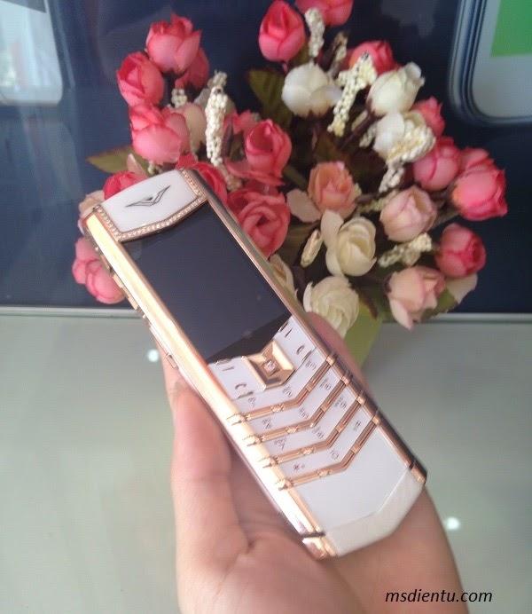 Điện thoại Vertu Trung Quốc cao cấp tại Hà Nội