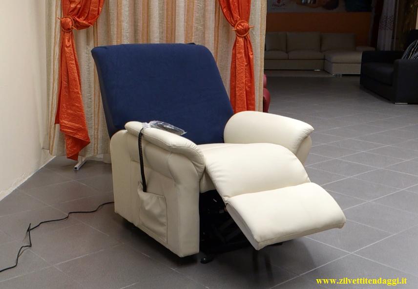Prezzi e offerte poltrone elettriche per anziani e disabili: Il Copripoltrona...