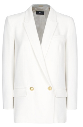 mango double breasted blazer