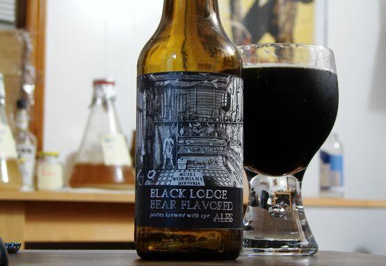 Black Lodge Rye Porter