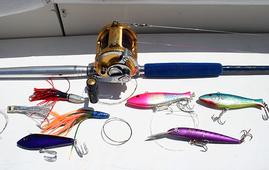 deep sea fishing lures fishing reels