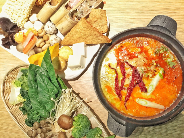 Momiji Shabu Shabu - Spicy Mala
