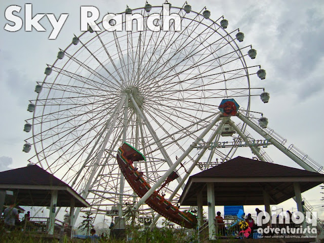 Activities to do in Tagaytay Sjy Eye Sky Ranch