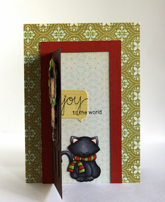 Card by Alice Wertz using Newton's Holiday Mischief