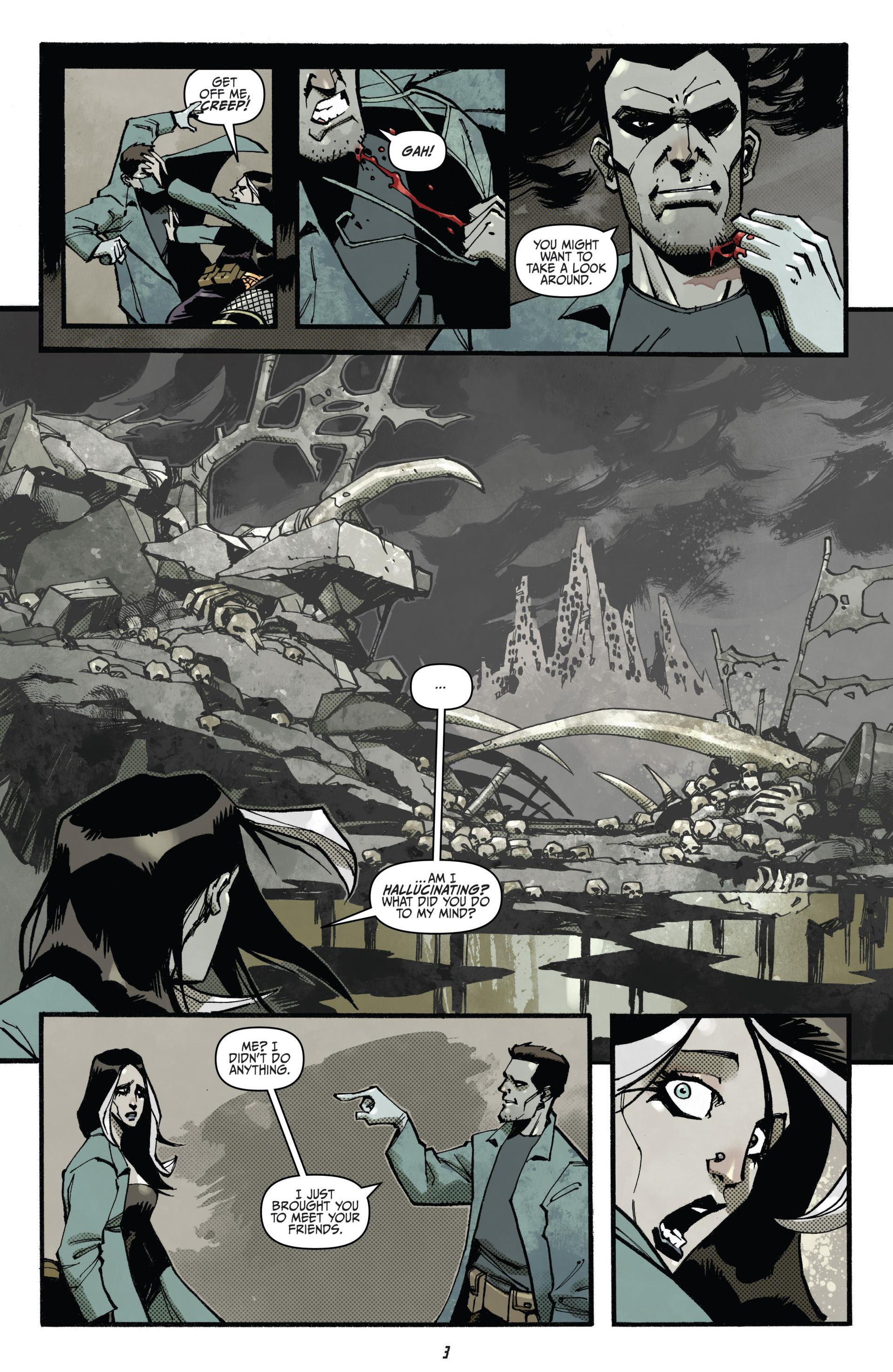 Read online Judge Dredd (2012) comic -  Issue #15 - 5