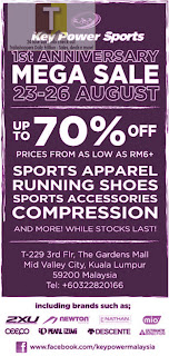 Key Power Sports 1st Anniversary Mega Sale 2012