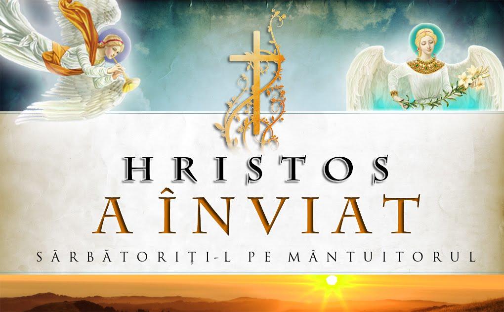 Hristos a Înviat !