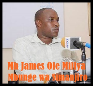 Mh James Ole Millya