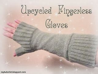 http://mytutorlist.blogspot.com/2010/12/upcycled-fingerless-gloves-tutorial.html