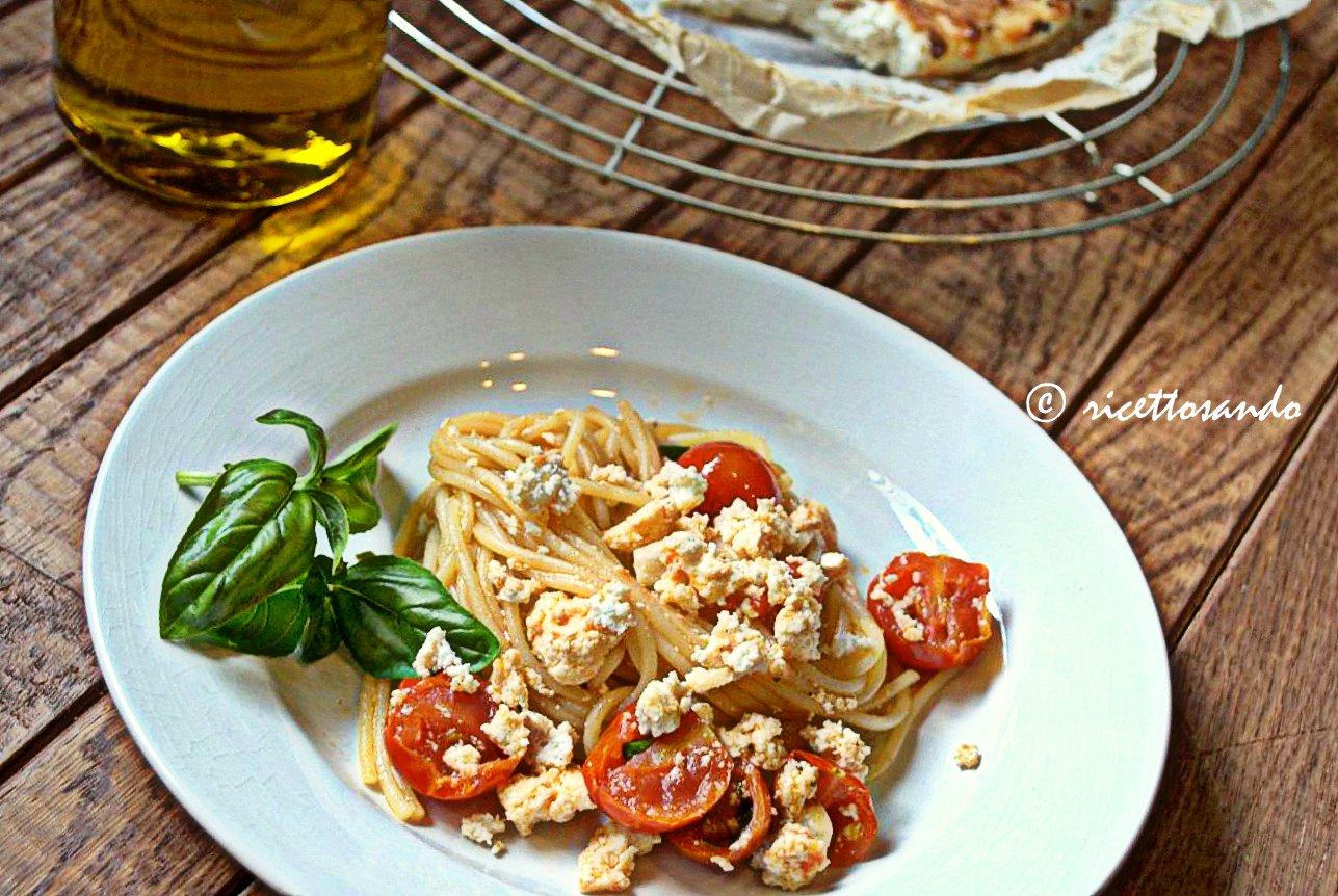 Spaghetti alla carrettiera ricetta primi piatti semplici