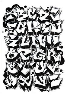 aki les dejos unas letras para que sus graffitis sean mejores y tengo ...