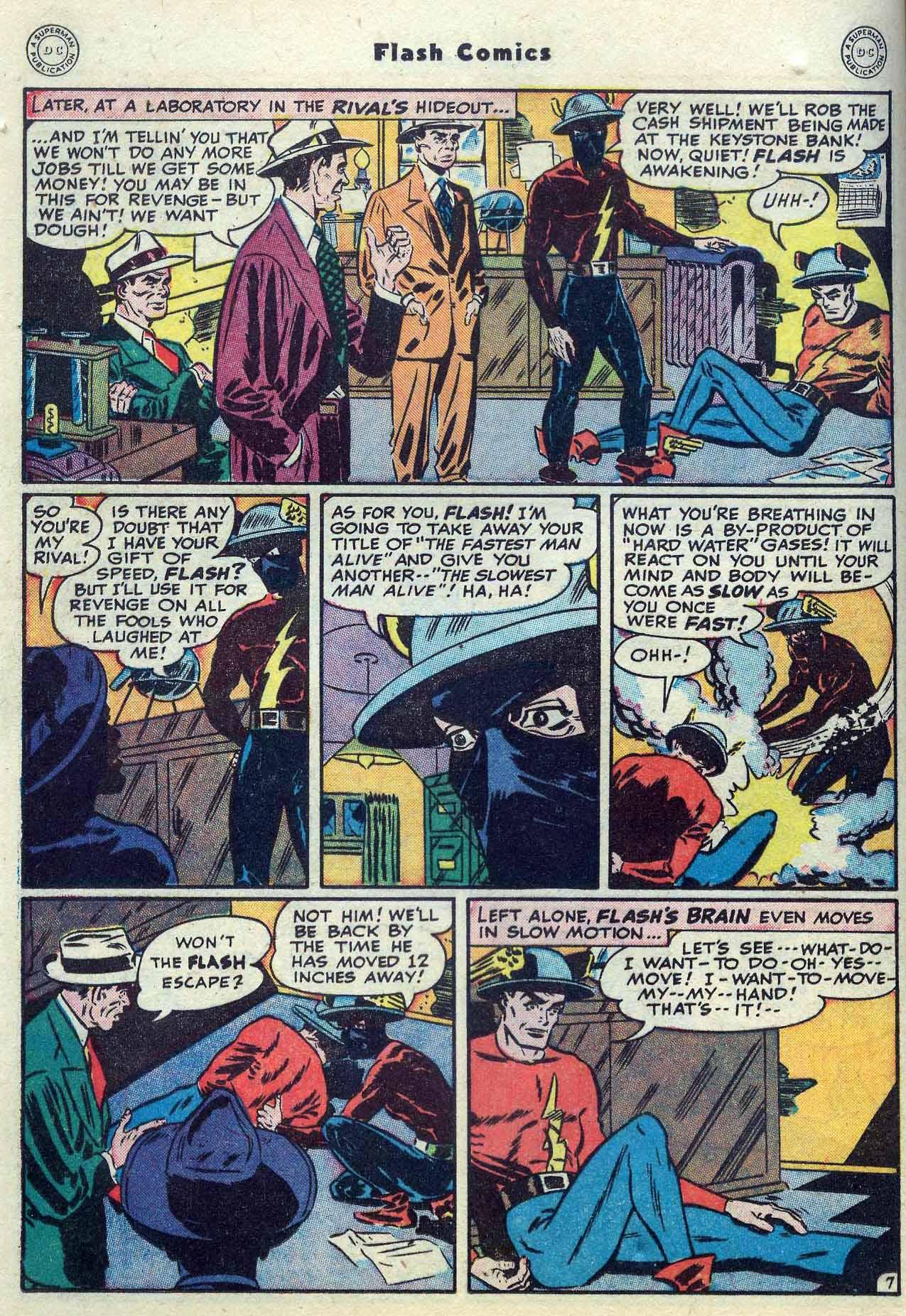 Flash Comics Issue #104 #104 - English 18