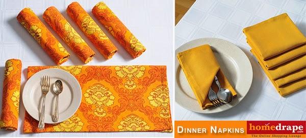 Online Dinner Napkins