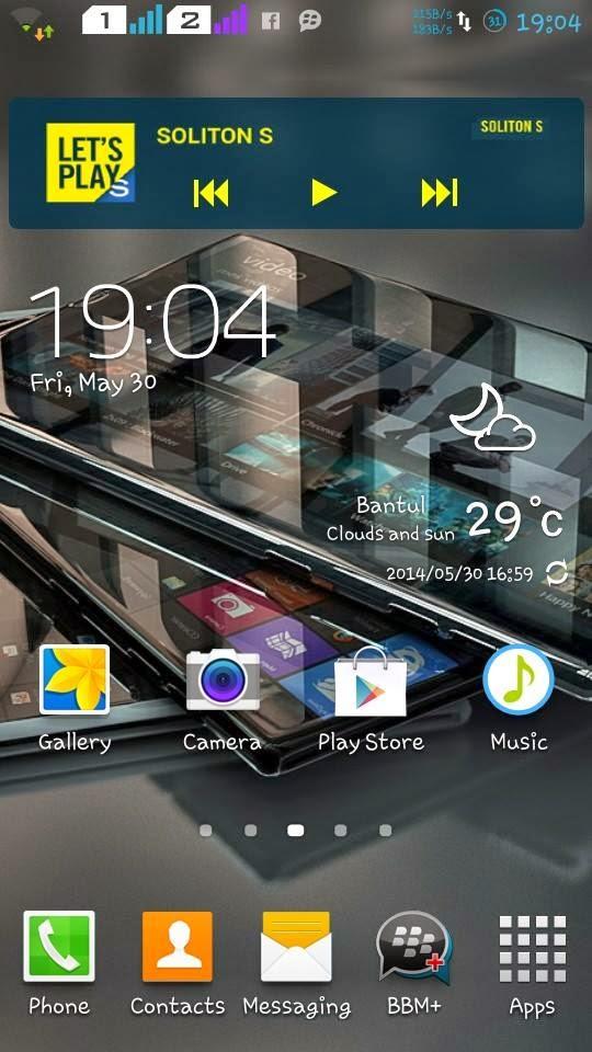 Cara Membuat Evercoss A7S Menjadi Nokia X | ROM Terbaru!