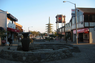 view of-Japantown-Sanfrancisco tour