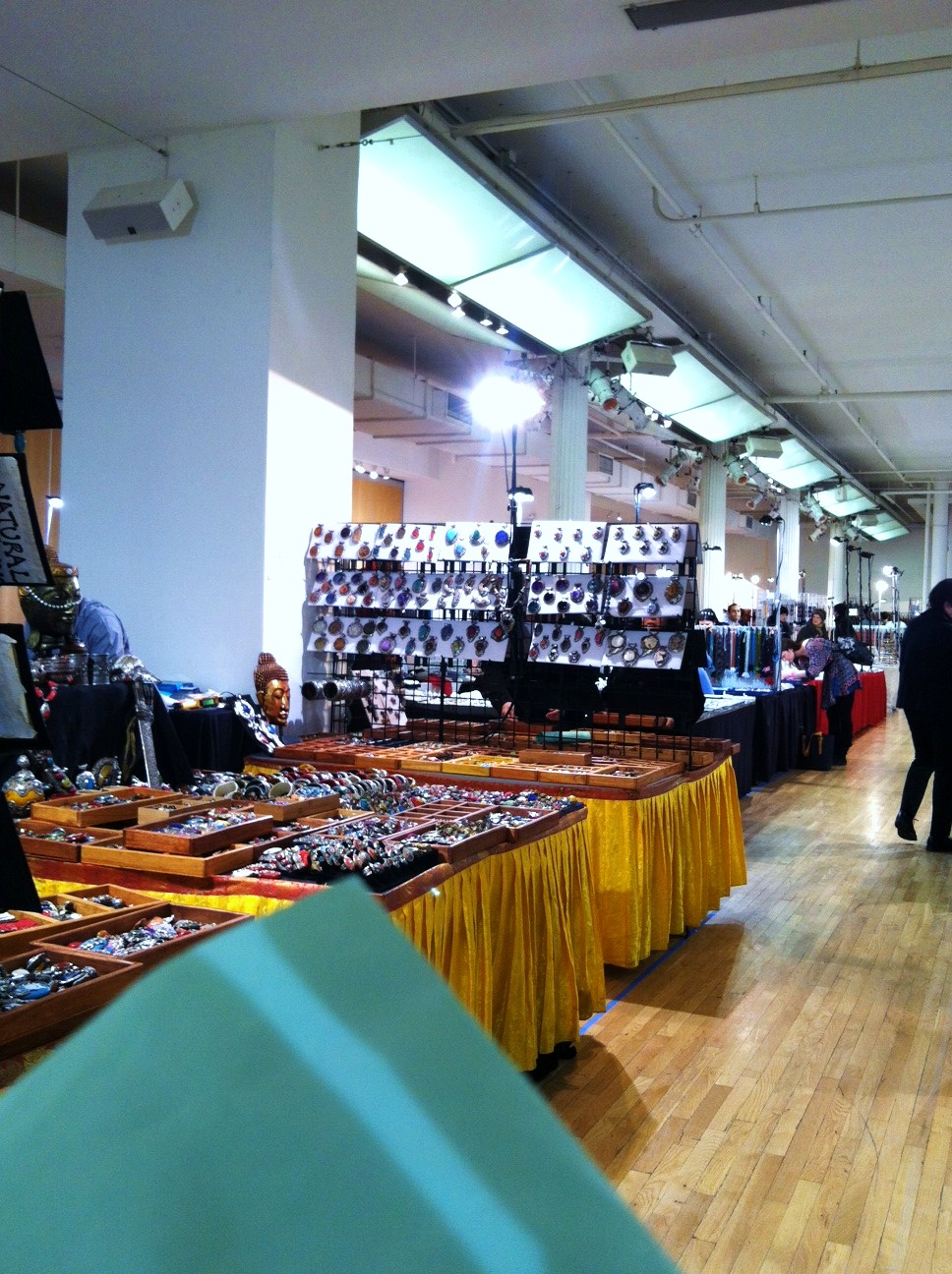 feith hodge creations the whole bead show came to new york