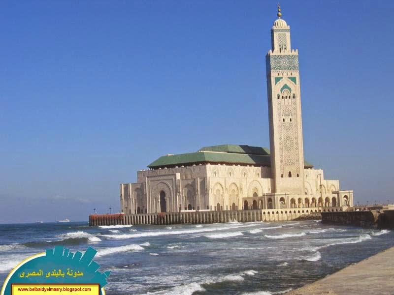 حمل شاشة توقف ثلاثية الابعاد لمسجد الحسن الثانى بالمغرب وتجول فى المسجد كانك داخله بحجم 2.79 ميجا بايت