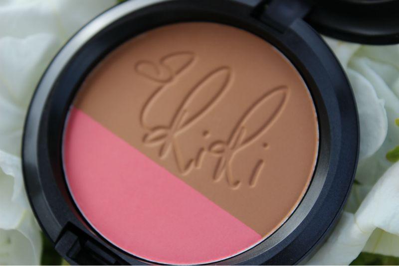 MAC RiRi Hearts Hibiscus Kiss Blush and Bronzer Duo Review