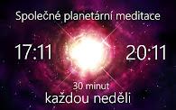 CELOSVĚTOVÉ MEDITACE