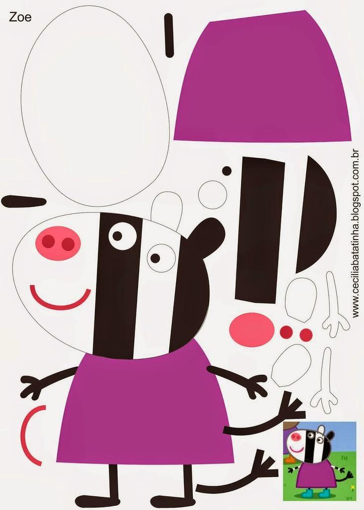 Moldes Pepa | Revistas de Manualidades