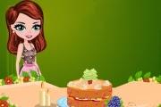 Çilekli Kek Yapma
