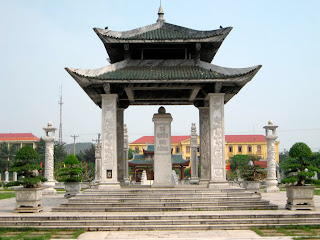 Hoa Lu in Vietnam