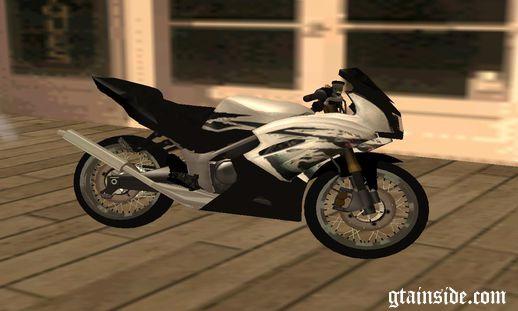 Download Mod Yamaha Vixion