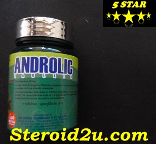 anadrol high dose