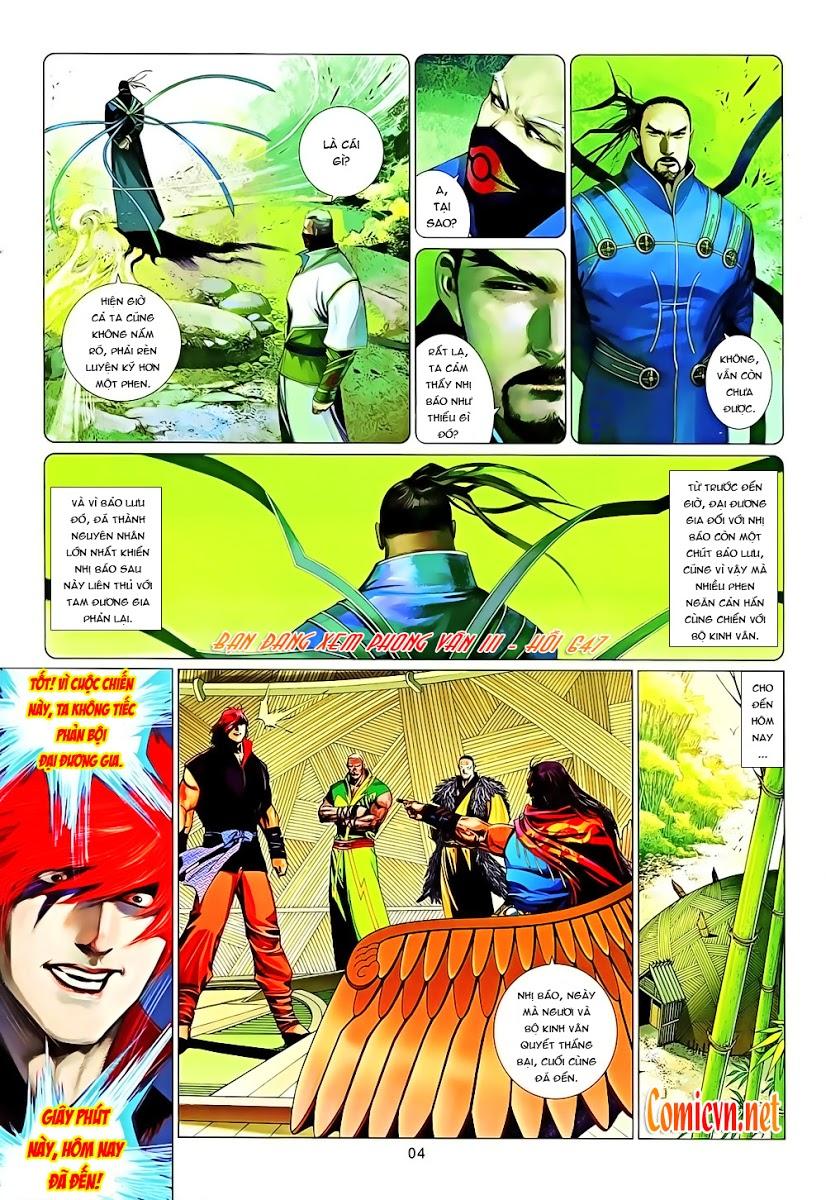 Phong Vân chap 647 Trang 4 - Mangak.info