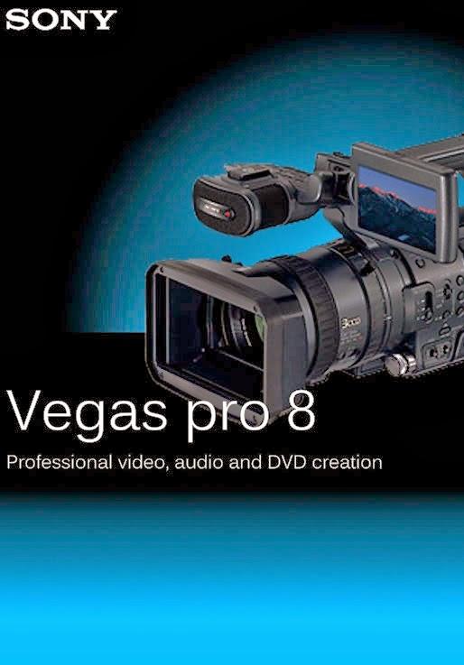 Sony Vegas Pro 8 Русский