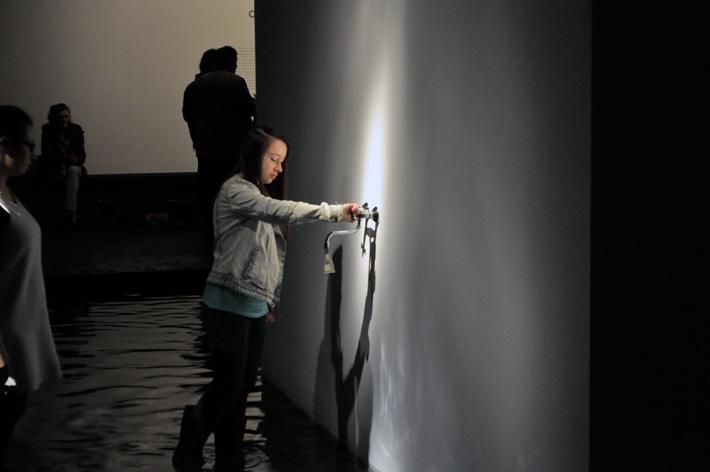 """""""Lacrimosa"""" Oskara Dawickiego w lubelskiej Galerii Labirynt"""