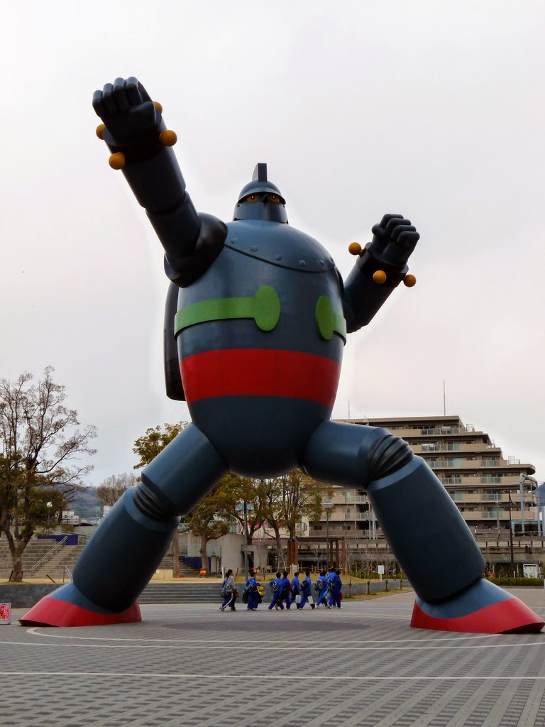 tokyo excess where to find giant anime robot statues in japan