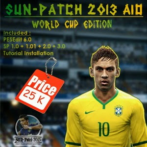 ORDER SUN-PATCH 2013 PATCH AIO