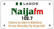 Listen to Idee's Kitchen on Naija FM