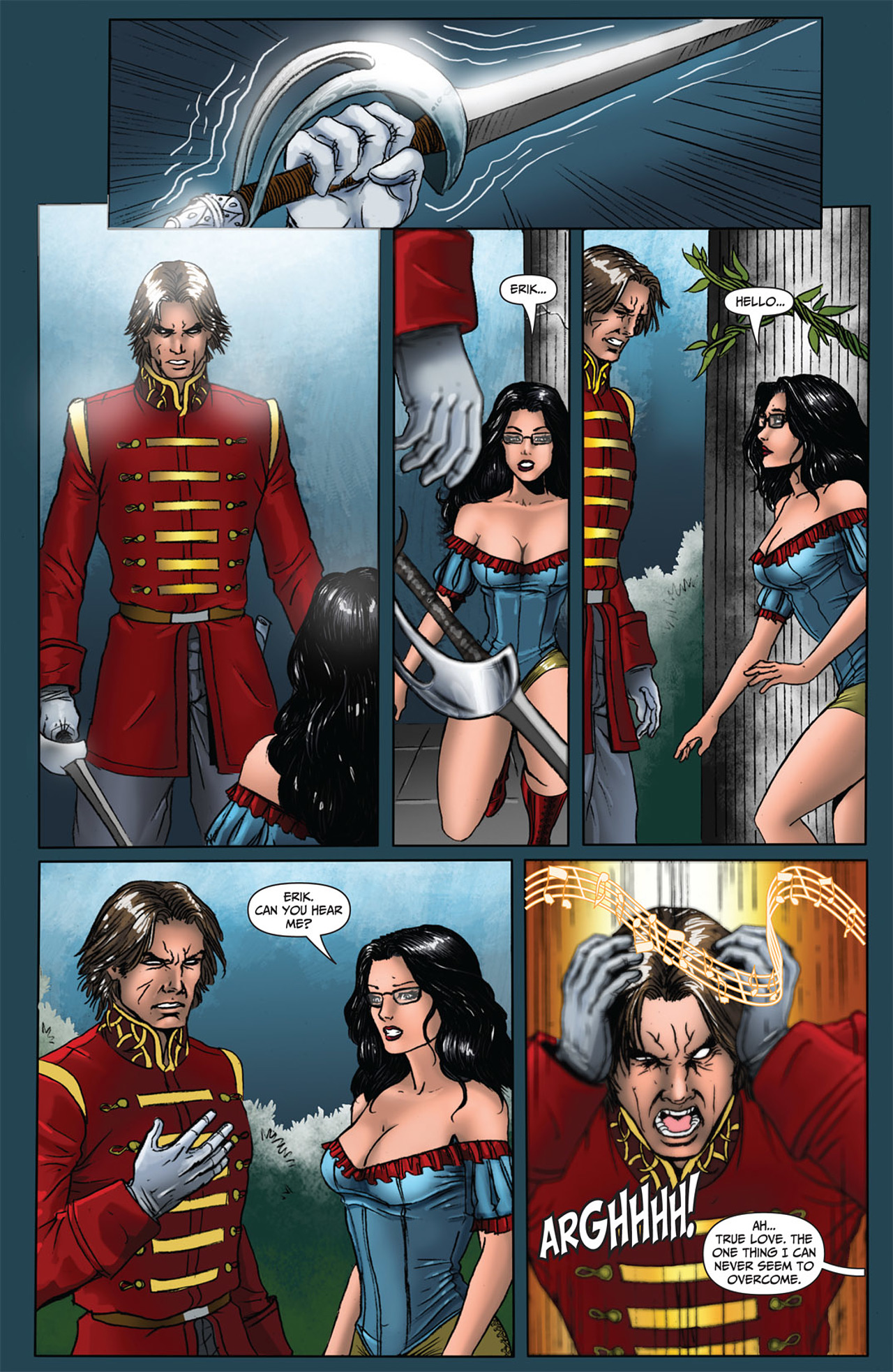 Grimm Fairy Tales (2005) Issue #50 #53 - English 13