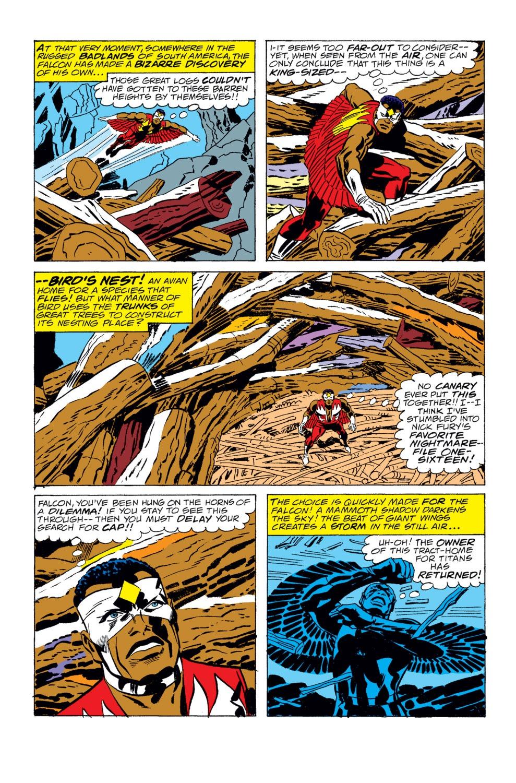 Captain America (1968) Issue #209 #123 - English 15
