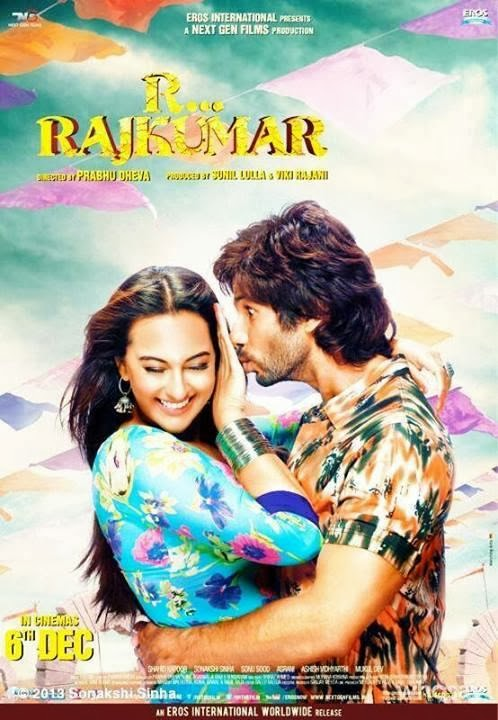 R...Rajkumar (2013) - All Music Videos - 1080p - BDRip - Multi-Links