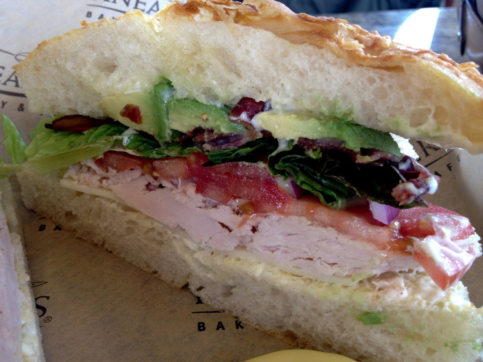 food blog, food blogger, food reviews, utah food review, utah food blogger, kneaders, avocado, turkey sandwich, , tomato