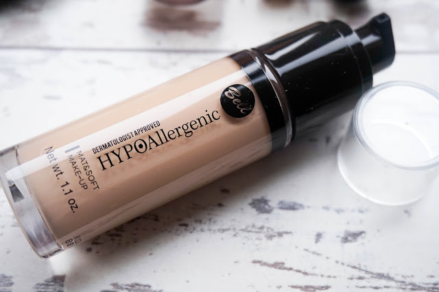 BELL Cosmetics HypoAllergenic Foundation