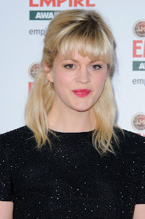 Georgia King at the Empire Film Awards